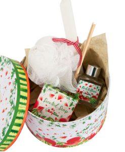 πρωτότυπες ιδέες για πασχαλινή λαμπάδα σε σετ δώρου